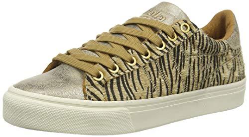 Gola Orchid II Safari, Zapatillas para Mujer, Tiger Gold, 39 EU