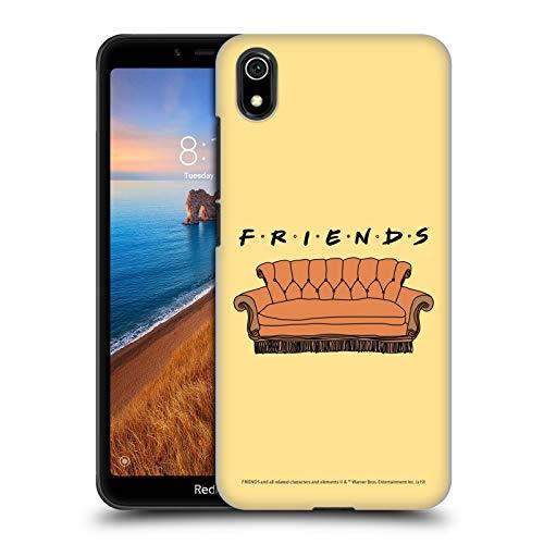 Head Case Designs Licenciado Oficialmente Friends TV Show Sofá Icónico Carcasa rígida Compatible con Xiaomi Redmi 7A (2019)