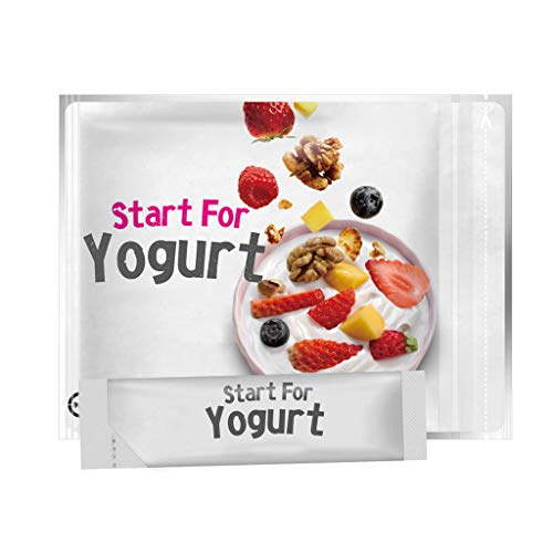 Youlin 10g Yeast Yogurt Starter Yeast Natural Home Made from Probiotics Lactobacillus Fermentation Powder