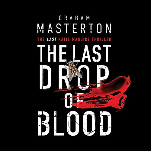 The Last Drop of Blood audiobook cover art
