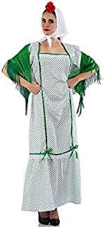 Amazon.es: disfraz chulapa - 1 estrella y más