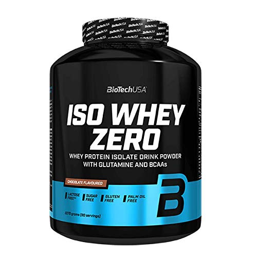 Biotech USA Iso Whey Zero - 2,27 kg Cookies and Cream