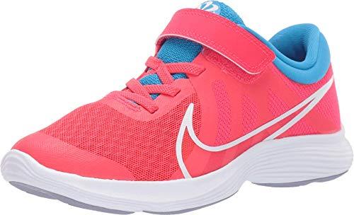 Nike Revolution 4 Disrupt Psv - Scarpe da ginnastica, colore: rosso/arancione/bianco/blu