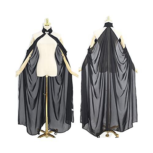 Decoraciones de Halloween Capas medievales Unisex Manto con capucha Capa con capucha Capa de capas Robe Capas medievales Shawal Halloween Partido Bruja Asistente Cosplay Disfraces Mujeres Suministros