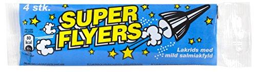 25x SUPER FLYERS 4er 45g Incl. Goodie von Flensburger Handel
