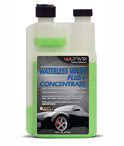 Ultima Waterless Wash Plus+ Concentrate, 16 Oz.