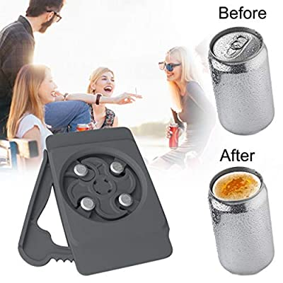 Go Swing Topless Can Opener Professional Strong...