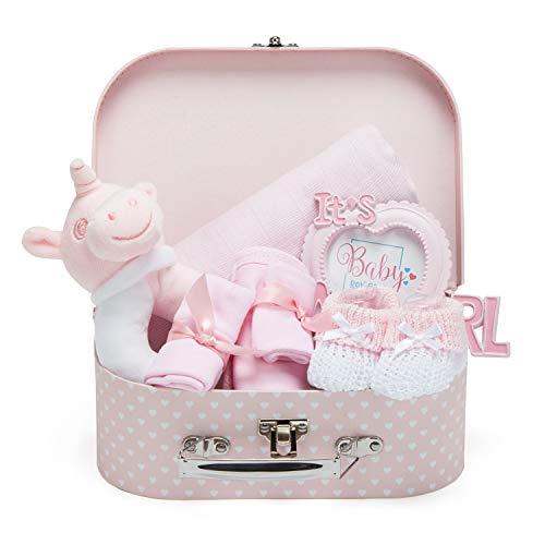 Baby Box Shop  Coffret Naissance pour Bb Fille avec Cadeaux...
