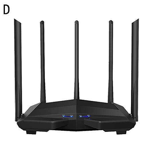 Liutao-routers, router, Smart-dual band-antenne, 5 draadloze wifi-router repeater, app, remote beheren, D