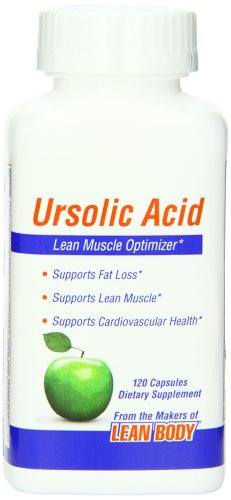 Labrada Ursolic Acid (120Caps) 120 Unidades 120 g