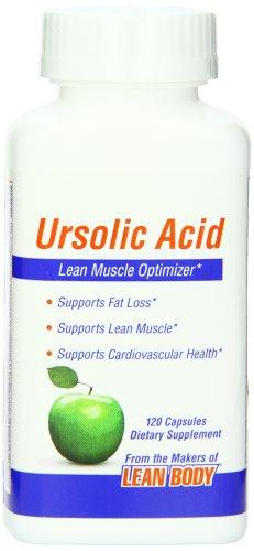Labrada Nutrition Ursolic Acid Lean Muscle Optimizer capsule–Confezione da 120capsule