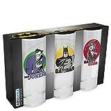 ABYstyle - DC Comics - Set de 3 Verres