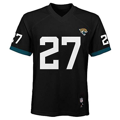Leonard Fournette Jacksonville Jaguars NFL Youth Black Home Mid-Tier Jersey (Youth Large 14-16)