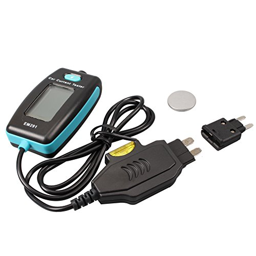 Digitale Auto Sicherungs Sicherungen Tester Strommessgeräte 0-20A