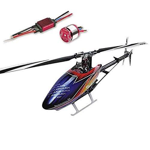Accessories Original Align T-REX 470LM 470L Dominator PNP RC Helicopter Kit Belt Drive Almost RTF RH47E06XW RH47E01XW - (Color: T-REX 470LM KIT)