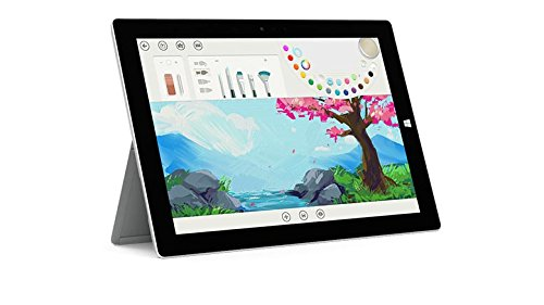 Microsoft Surface 3 LTE - 128GB 128GB 3G 4G Argento tablet