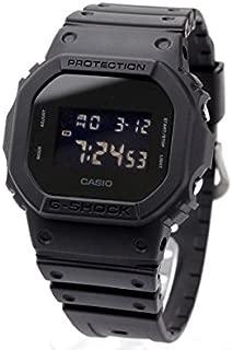 [カシオ G ショック]CASIO G-SHOCK ソリッドカラーズ 腕時計 メンズ DW-5600BB-1DR クオーツ オールブラック [並行輸入品]