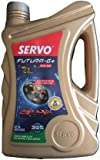 Shoppertize SERVO Futura G Plus 5W-30 Futura G+ Engine Oil (3.5 L)- Exciting
