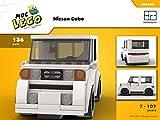 Nissan Cube (Instruction only): MOC LEGO (English Edition)