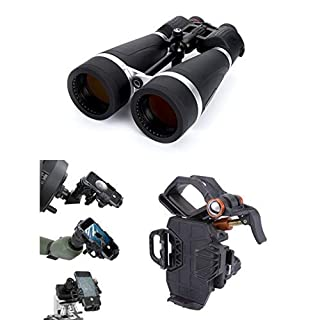 Celestron 20x80 SkyMaster Pro High Power Astronomy Binoculars with Universal Smartphone Adapter (B07J1SYTQ5) | Amazon price tracker / tracking, Amazon price history charts, Amazon price watches, Amazon price drop alerts