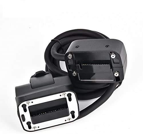FOMITO® GODOX EC200 延長ヘッド スピードライトヘッド 一眼レフカメラホットシュー/カメラ三脚/1/4ネジ穴のライトスタンドに取り付け可能 (本製品は GODOX AD200と合わせて使用する必要があります。 GODOX AD200は無いと本製品は使えません)
