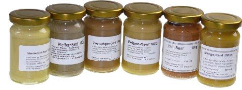 Wiedemer - Gourmet Senf Set