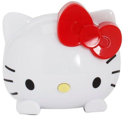 Hello Kitty Head Speaker - White (HK-56809)