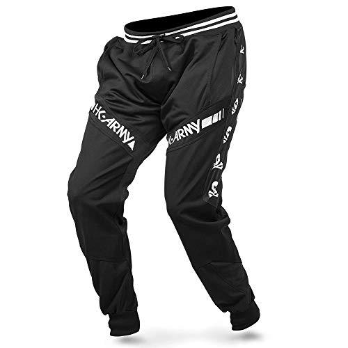 HK Army Paintball Pants - TRK Joggers (Large, HK Skull Black)