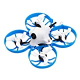 BETAFPV Meteor75 DSMX 1S Brushless Whoop Drone with F4 1-2S AIO FC BT2.0 Connector 1102 18000KV Motor M01 AIO Camera for Tiny Whoop Micro FPV Racing Whoop Drone Quadcopter