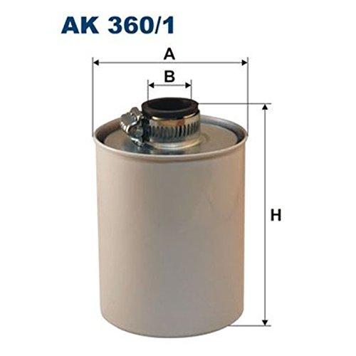 Filtron Filtre pour Carter aération, ak360/1