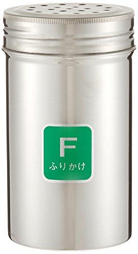 遠藤商事 業務用 TKG 調味缶 特中 F (ふりかけ) 18-8ステンレス BTY746