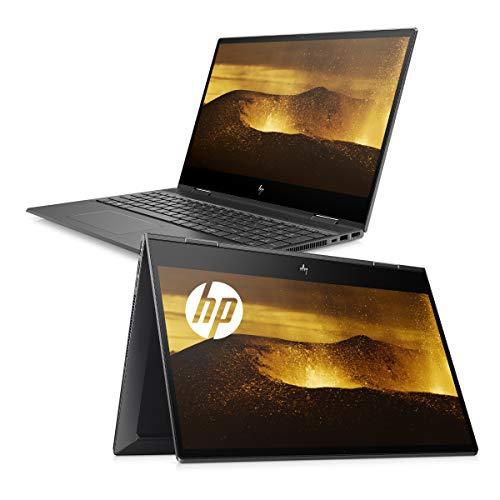 【2019年6月発売】HP ノートパソコン HP ENVY x360 15 15.6インチ フルHDタッチパネルディスプレイ 2in1 コンバーチブルタイプ AMD Ryzen 5/8GB/512GB SSD WPS Office付き (型番:6RD22PA-AAAA)