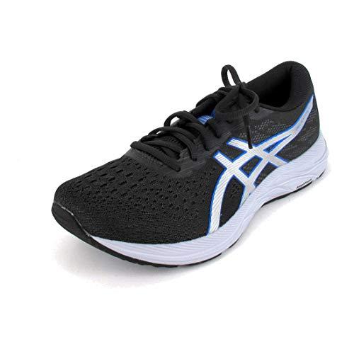 Asics Gel Excite 7 Hombre Zapatillas Deportivas para Correr Gris/Azul EUR 42