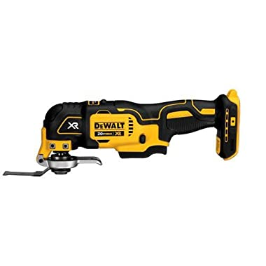DEWALT Factory Reconditioned DCS355BR 20V MAX XR Cordless Lithium-Ion Brushless Oscillating Multi-Tool, Bare Tool (Certified Refurbished)