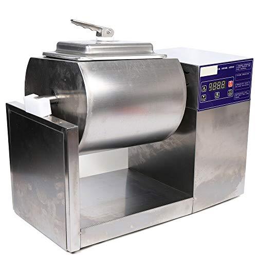 18L Electric Marinade Machine Meat Food Marinator Tumbling Tumbler Pickling Processor Marinade Machine for Homes Restaurants Canteens 110V 120W