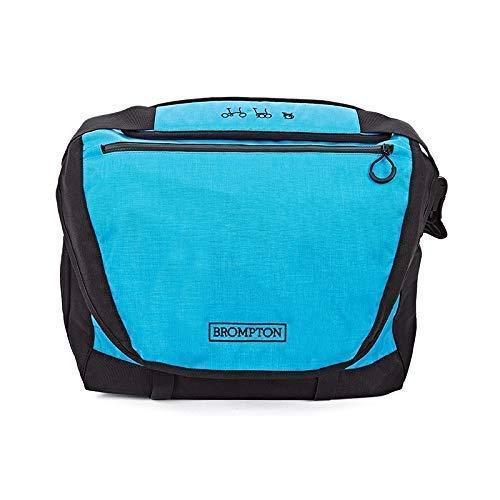 Brompton C Bag Set - Schwarz/Lagune Blau