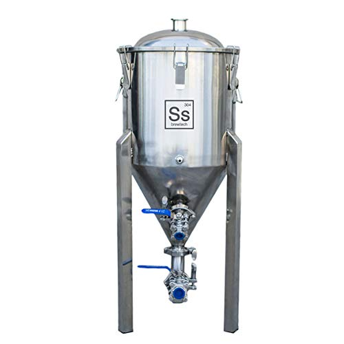 Ss Brewtech Home Brewing Chronical Fermenter; Stainless Steel (7 Gallon)