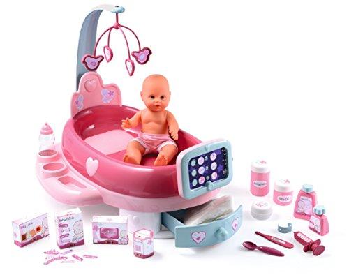 Smoby Electronic Nursery - Juguetes de rol para niños (Medicine & Health, Femenino, Multi)