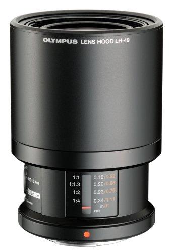 OLYMPUS スライド式レンズフード ミラーレス一眼用交換レンズ用 LH-49