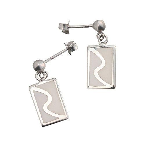 Bijoux pour Tous – Pendientes para mujer – Plata 925 – 1900438RHBL