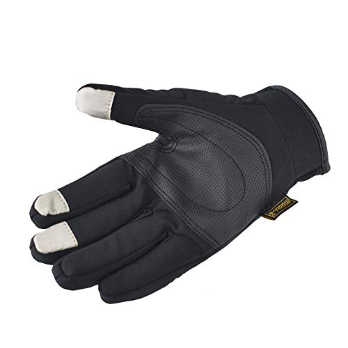 AKDSteel guantes de moto de verano guantes de dedo completo de la...