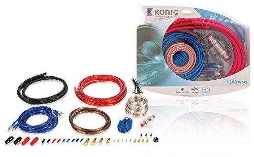 König KNKB28920V versterker installatieset