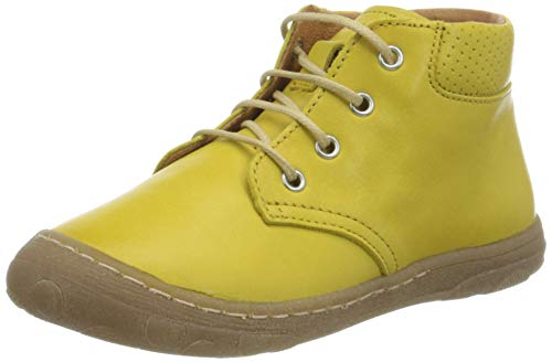 Froddo Unisex-Kinder G2130193 Kids Shoe Brogues, Gelb (Yellow I15), 26 EU