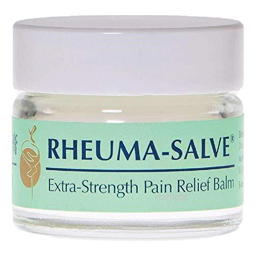 20g x 8 Heritage Rheuma-Salve Extra-Strength Pain Relief Balm, GMP Certified Product of Singapore, Aching Joints Rheumatic Cramps Headache Backache 八罐装 益生特强双料止痛膏20克 新加坡制造