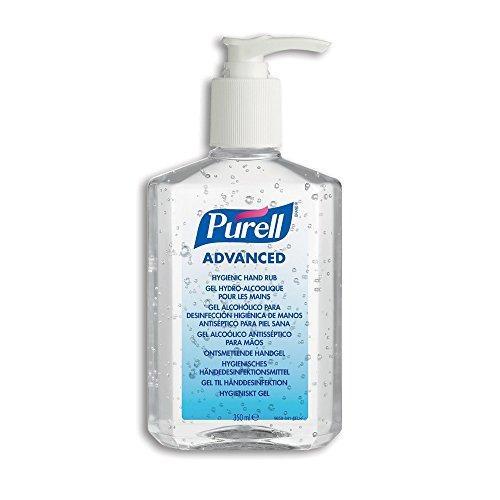 Purell BN141-35 Advanced Hygienic Hand Rub, 350 ml de volumen (Paquete de 12)