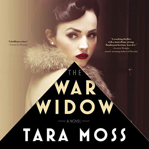 The War Widow audiobook cover art