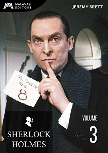 Sherlock Holmes - Volume 3 - Jeremy Brett [Edizione Restaurata 2K]