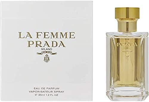 Prada La Femme Eau De Parfum Spray For Women 50 Ml