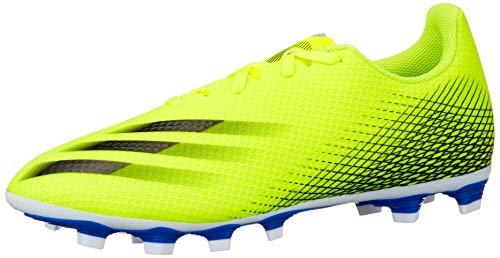 adidas X Ghosted.4 FxG, Fußballschuhe für Herren, Mehrfarbig - Mehrfarbig (Amasol Negbas Azura) - Größe: 39 1/3 EU
