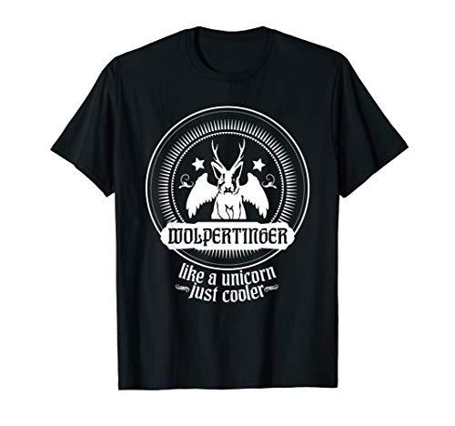 Wolpertinger T-Shirt: Like A Unicorn Just Cooler
